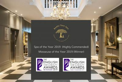 2 Award wins at English Hair and Beauty Awards