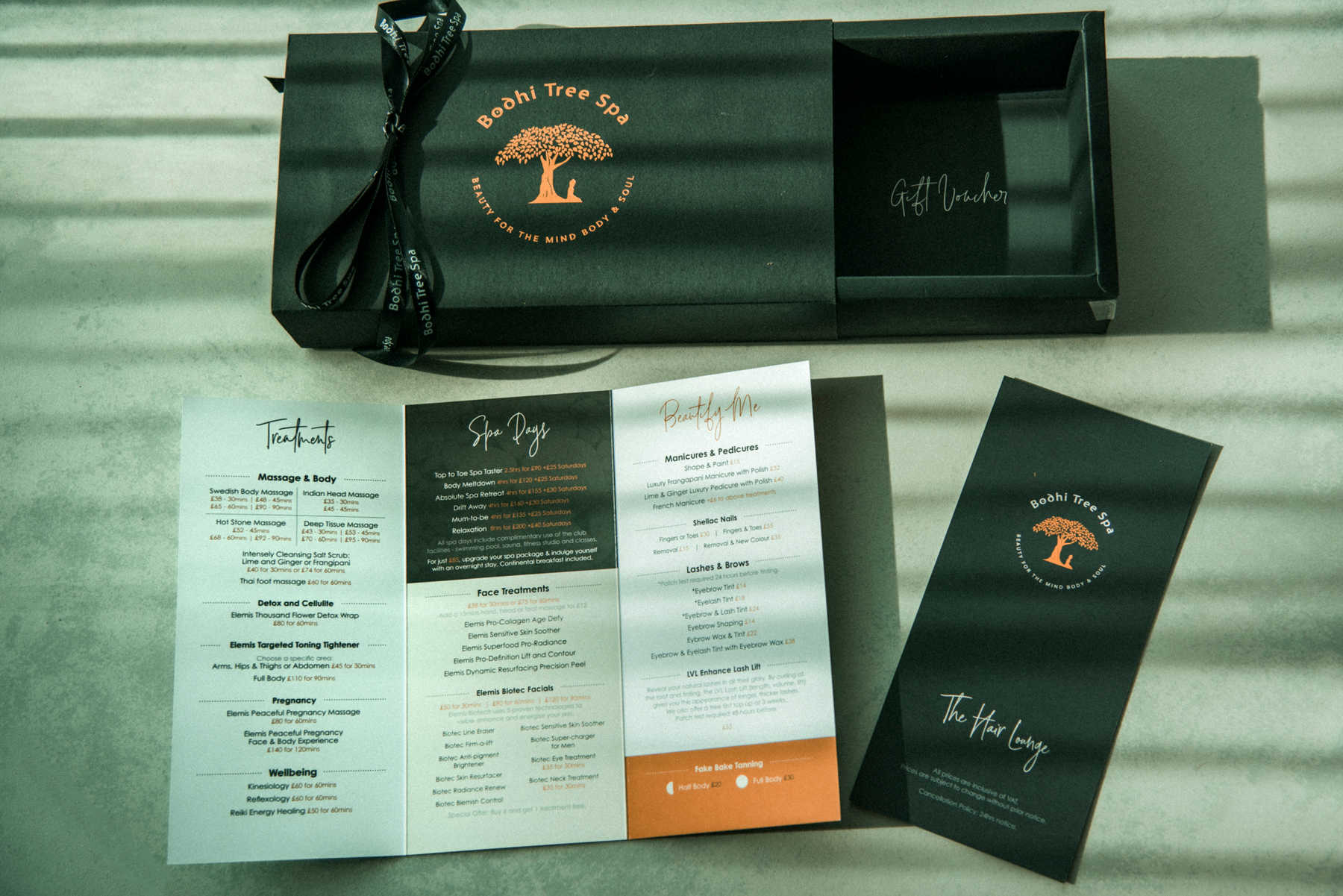 Spa Gift Voucher Buckinghamshire